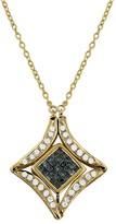 Effy Jewelry Diversa Blue and White Diamond Pendant, 1.07 TCW