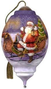 Ne'Qwa Sleigh Bells Ring Ornament