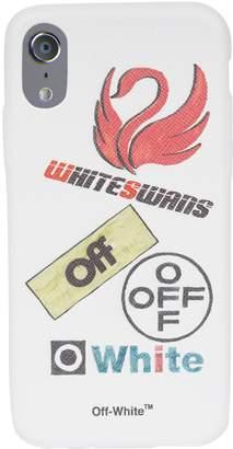 Off-White Off White Multi Logo iPhone X Case