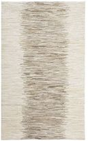 Pier 1 Imports Cowhide Ombre Gray 5x8 Rug