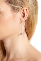 Rebecca Minkoff Evil Eye Threader Earrings