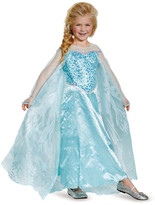 Disguise Frozen Elsa Prestige Costume (Toddler, Little Girls, & Big Girls)