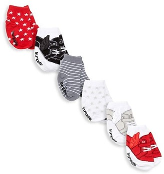 Trumpette Six-Pack Cruz Socks