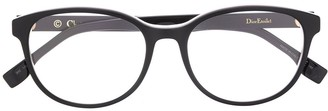 Christian Dior DiorEtoile1 round-frame glasses