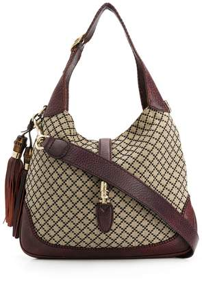 Gucci Pre-Owned geometric pattern shoulder bag
