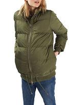 Topshop MATERNITY Carter Puffer Jacket