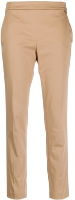 Liu Jo High-Rise Fitted Trousers