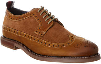 Ben Sherman Brent Longwing Leather Loafer