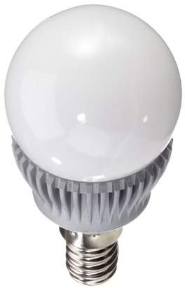 Energetic LED Matte 5122035111 G45 Golf Ball E14 3W High Power 3000 K Energy Efficiency Class A- save up to 30,000 hours lifespan 85 Proz Mercury-Free