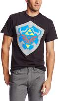 Nintendo Men's Simple Shield T-Shirt