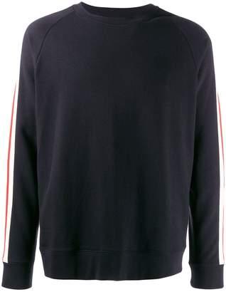 Sandro Paris varsity sweatshirt