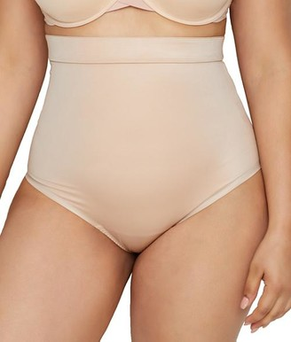 Spanx Plus Size Suit Your Fancy High-Waist Shaping Thong