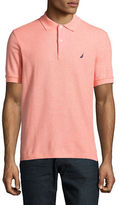 Nautica Solid Performance Deck Shirt