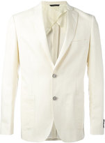 Tonello classic blazer - men - Linen/Flax/Cupro/Virgin Wool - 50