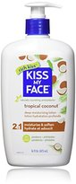 Kiss My Face Moisturizer withBody Lotion, 16 Ounce