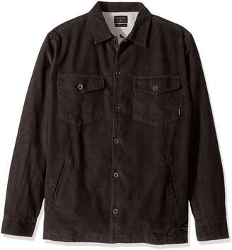 Quiksilver Men's Storm Petrel Fleece Shirt