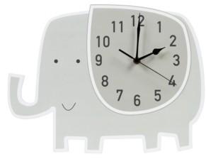 Trend Lab Elephant Wall Clock Bedding