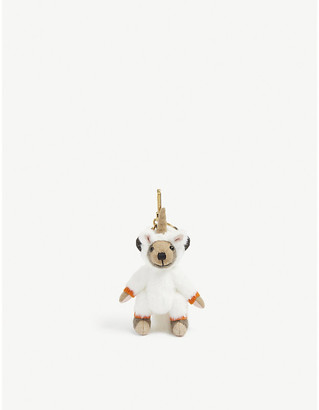 Burberry Thomas Monkey fluffy bag charm