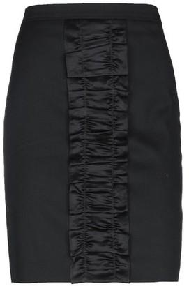 Moschino Cheap & Chic Moschino Cheap And Chic MOSCHINO CHEAP AND CHIC Knee length skirt