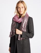 Marks and Spencer Modal Blend Sparkle Scarf