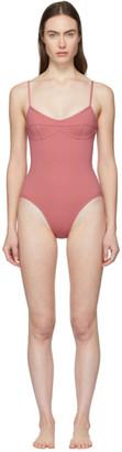 Her Line Pink Sabine One-Piece Swimsuit