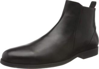 Geox U Kaspar B Men's Ankle Boot Size: 9 UK Black