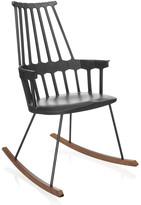 Kartell Comback Rocking Chair - Black
