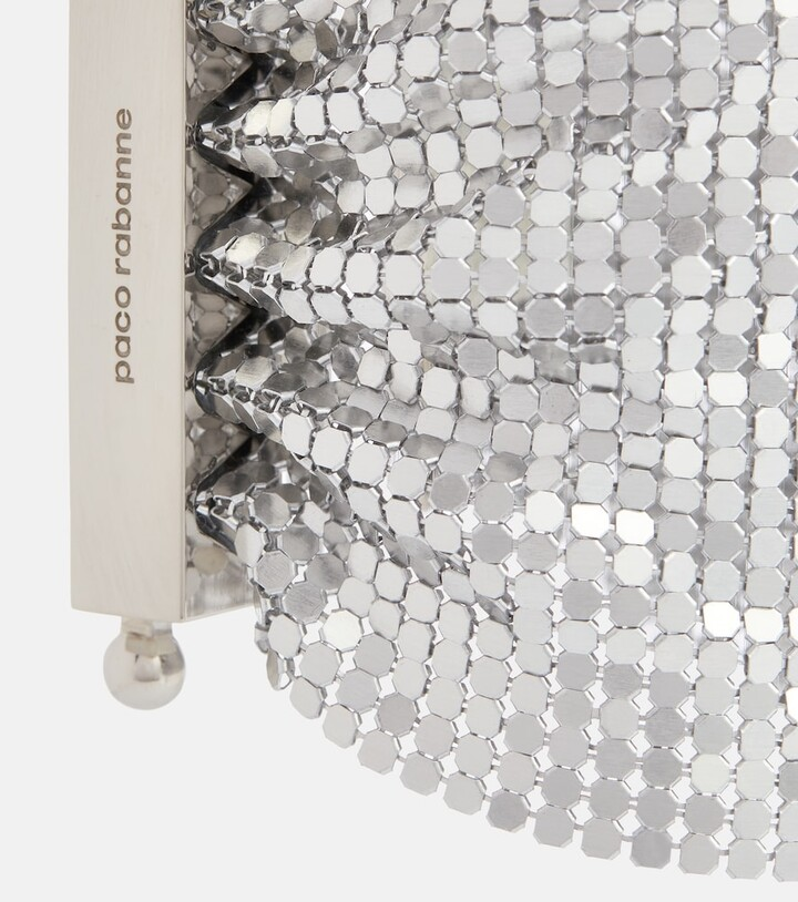 Thumbnail for your product : Paco Rabanne Pixel chainmail bracelet