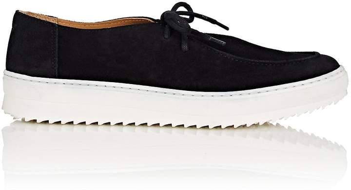 Emporio Armani Men's Suede Wallabee Sneakers