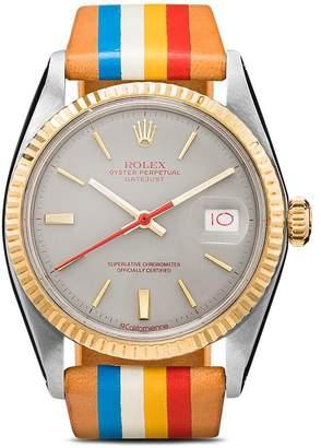Rolex La Californienne Modegrau Oyster Perpetual Datejust 34mm