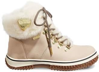 Pajar Galat Faux Fur Trim Low-Cut Waterproof Boots
