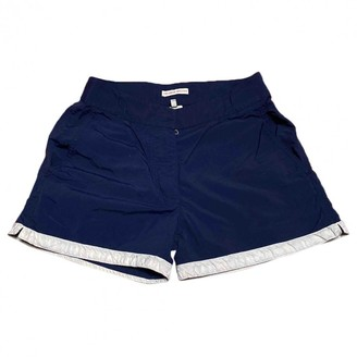Orlebar Brown Navy Shorts for Women