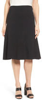 Classiques Entier Seamed Fit & Flare Skirt