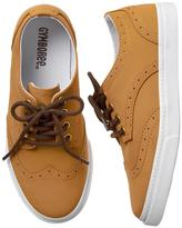 Gymboree Wingtip Sneakers