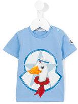 Moncler duck motif T-shirt