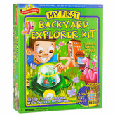 SCIENTIFIC EXPLORER Scientific Explorer My First Backyard Explorer Kit 15-pc. Discovery Toy