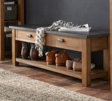Pottery Barn Channing Bench