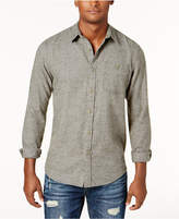 American Rag Men's Button-Down Shirt, Created for Macy's