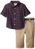 Ralph Lauren Poplin Chino Pants Set (Infant)