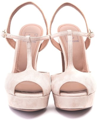 L'Autre Chose Leather Sandal