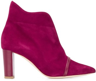 Malone Souliers Front Slit Ankle Boots