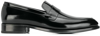 Givenchy patent loafers