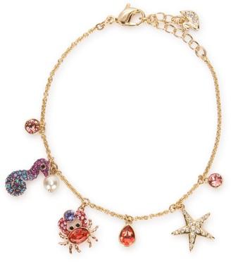 Swarovski Ocean Charm Bracelet