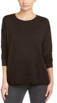 Kensie Printed Back Sweatshirt.