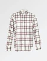 Fat Face Olivia Check Shirt