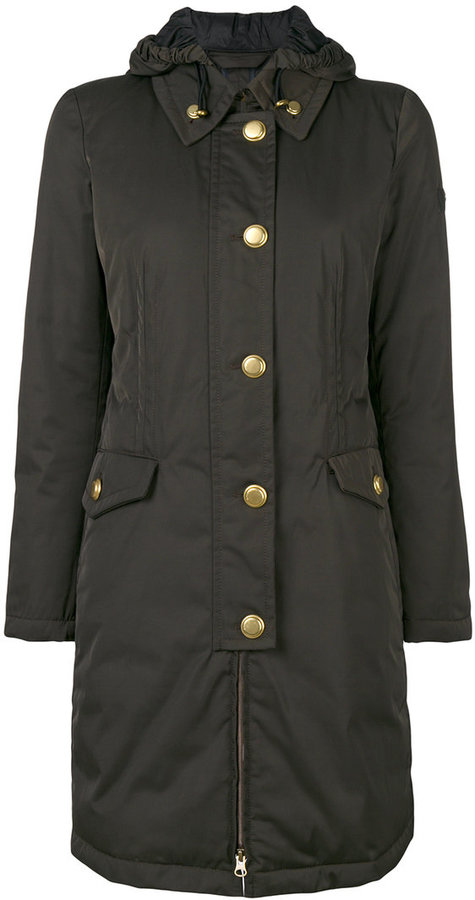 Peuterey single breasted coat