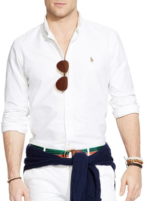 Polo Ralph Lauren Classic Fit Cotton Oxford Shirt