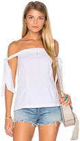MLM Label New York Shoulder Top in White. - size XS (also in )