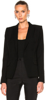 Alexandre Vauthier Double Breasted Blazer in Black.