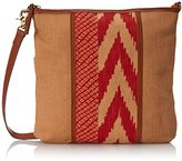 Lucky Brand Kendal Flap X Cross Body Bag